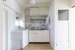 ビレッジハウス仁木 2-110号室のキッチン