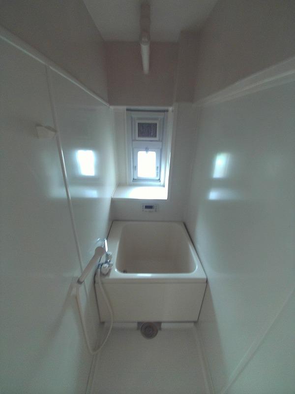 ビレッジハウス仁木 2-110号室の風呂