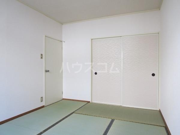 コーブサンクチュアリ 203号室のベッドルーム