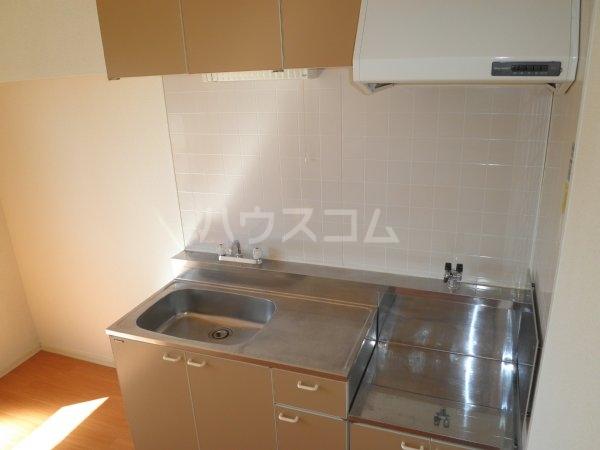 コーブサンクチュアリ 203号室のキッチン