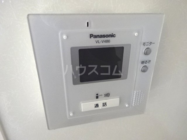 セブンオークスA 103号室のセキュリティ
