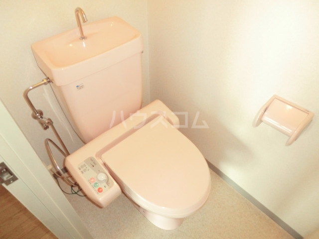 キングス所沢 00402号室のトイレ