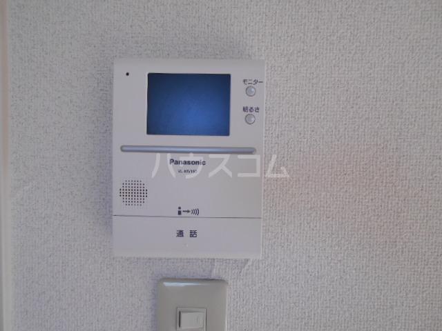 クレフラスト鶴里 102号室のセキュリティ