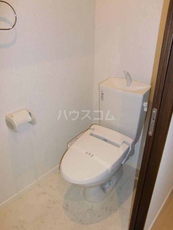 グランヒルⅡ 203号室のトイレ