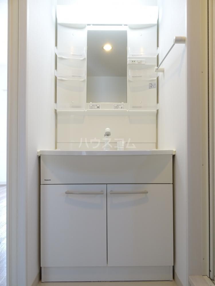 メゾンベールⅠ 201号室の洗面所