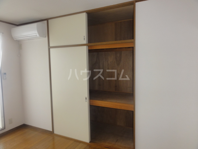 Surplus UEJI 102号室の収納