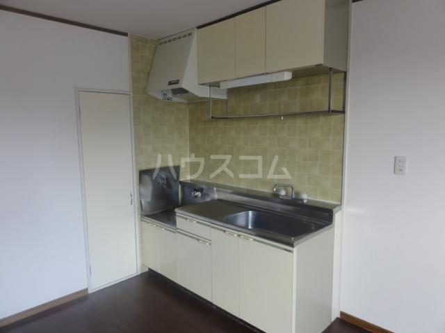 Surplus UEJI 102号室のキッチン