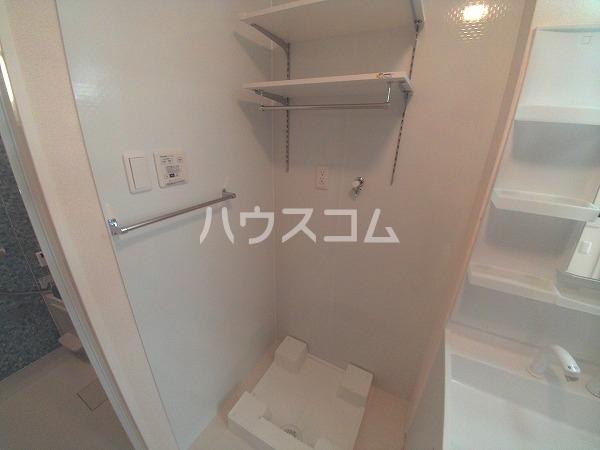 ねこでこ 201号室のトイレ