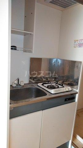 サザンクロスハイム 205号室のキッチン