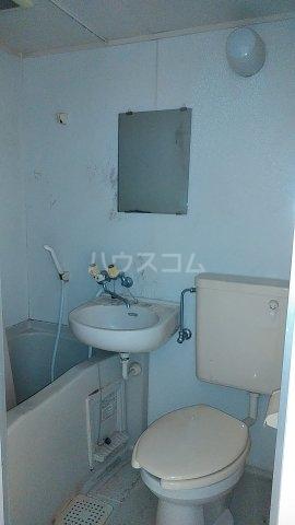 サザンクロスハイム 205号室の風呂