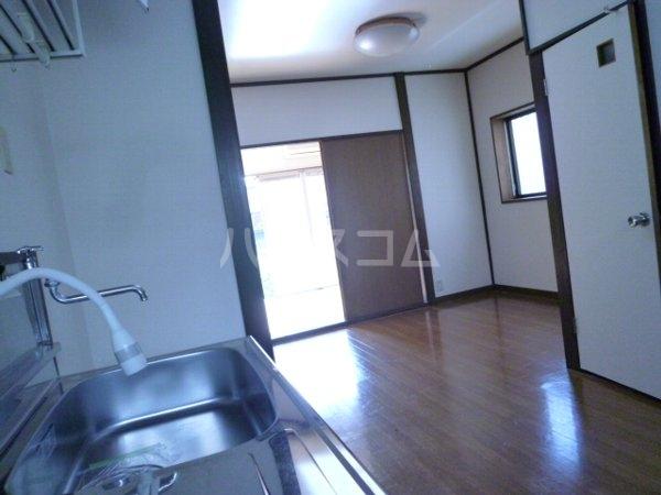東中山ハイツ 102号室のキッチン