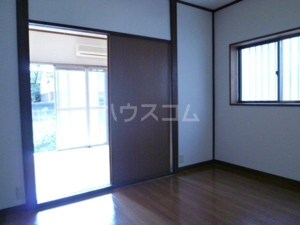 東中山ハイツ 102号室の収納