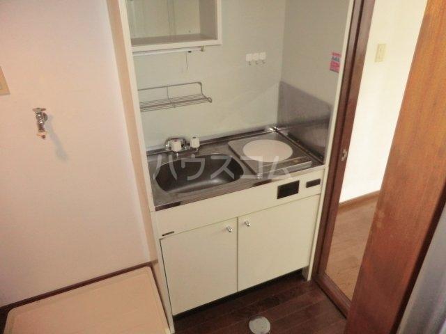 ロータストヨダ 301号室のキッチン