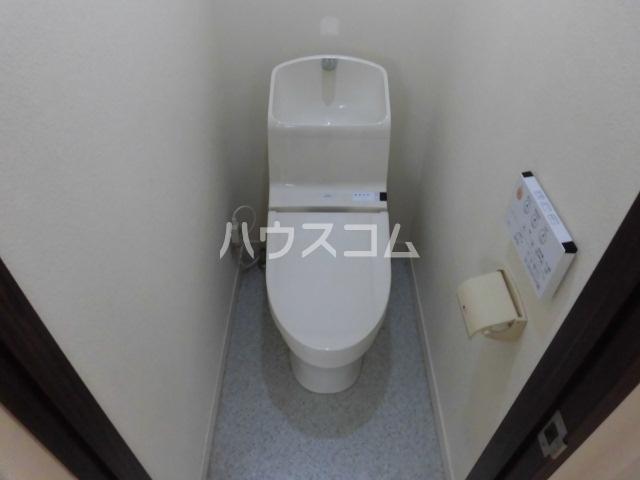 サンテラス 00101号室のトイレ
