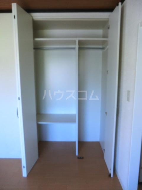 サンテラス 00101号室の収納