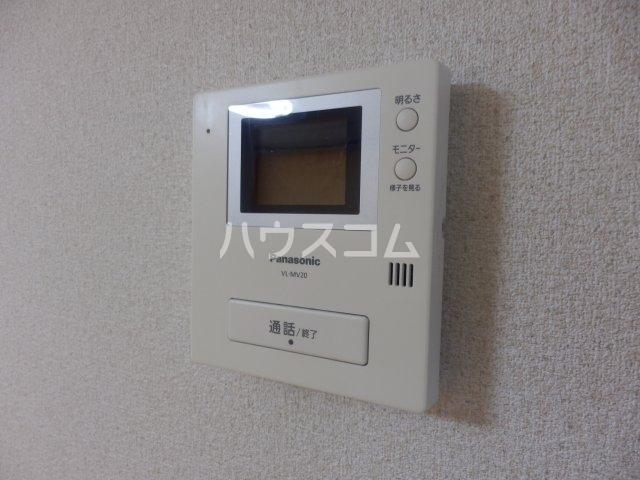 ビラ三秋 202号室のセキュリティ