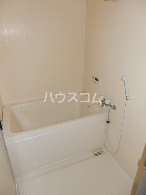 ハイパーク桃山 2G号室の風呂