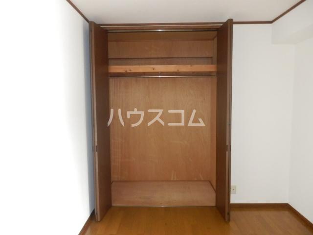 ハイパーク桃山 2G号室の収納