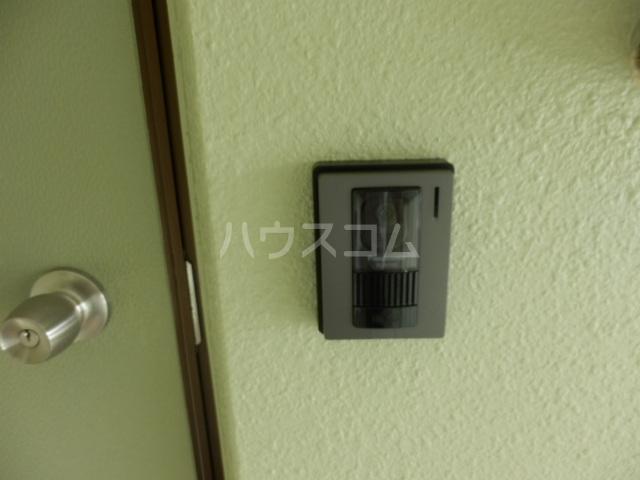 メゾン石川 206号室のセキュリティ