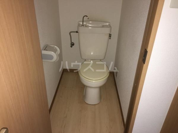 メゾン石川 206号室のトイレ