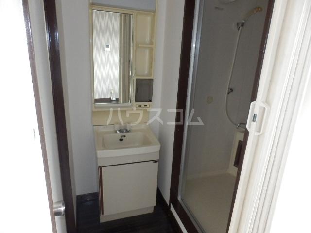 メゾン石川 206号室の洗面所