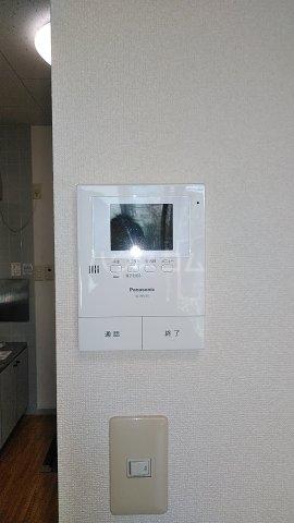 パルティータ 103号室のセキュリティ