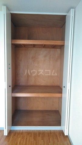 パルティータ 103号室の収納