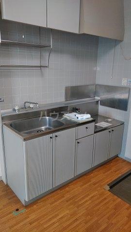 パルティータ 103号室のキッチン