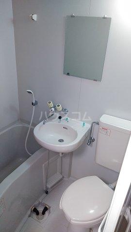 パルティータ 103号室の風呂