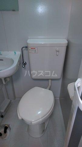 パルティータ 103号室のトイレ