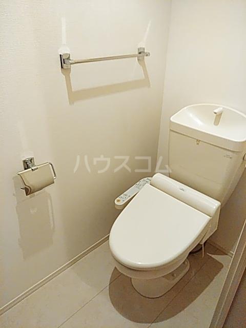 シュプリーム Takehachi Bのトイレ