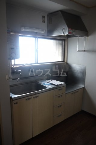 コーポ誠B 202号室の風呂
