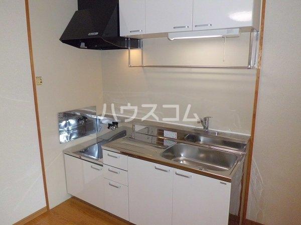 Limpia城南 202号室のキッチン