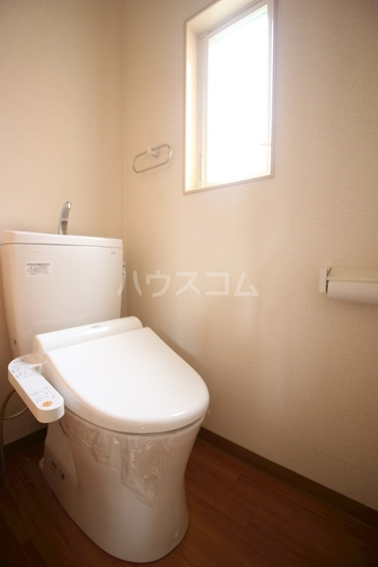 マイシティ高丘(東側) 105号室のトイレ