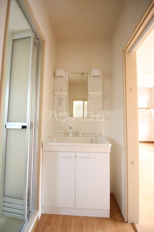 マイシティ高丘(東側) 105号室の洗面所