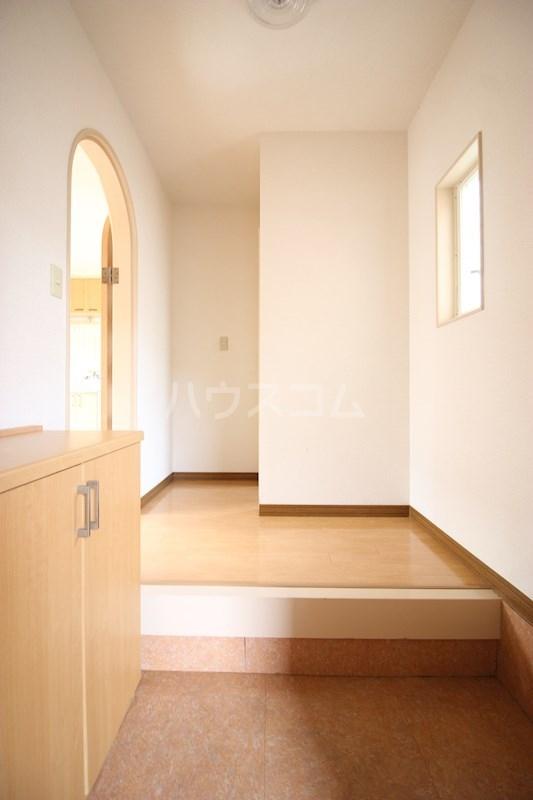 マイシティ高丘(東側) 105号室の玄関