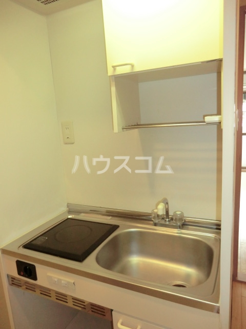 HAUS-MIZUHO 202号室のキッチン