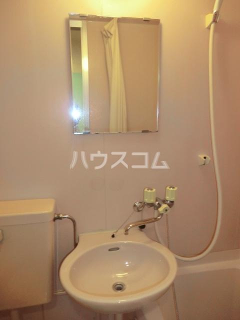 HAUS-MIZUHO 202号室の洗面所
