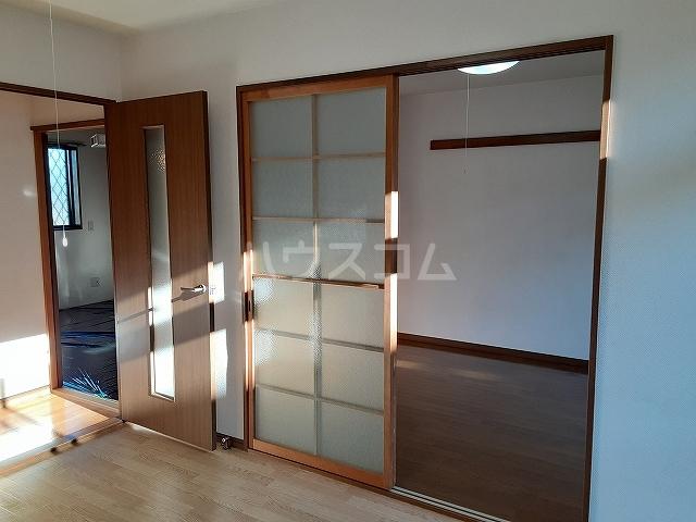 サープラス友 102号室のキッチン