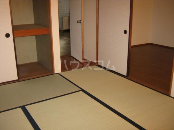 ヒルズ梅ヶ丘 A107号室の居室