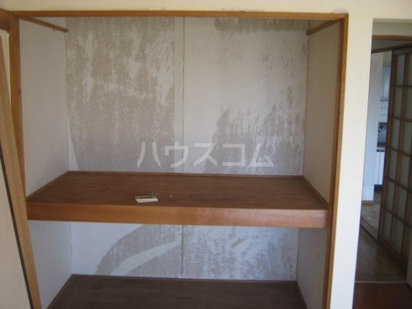 ヒルズ梅ヶ丘 A107号室の収納