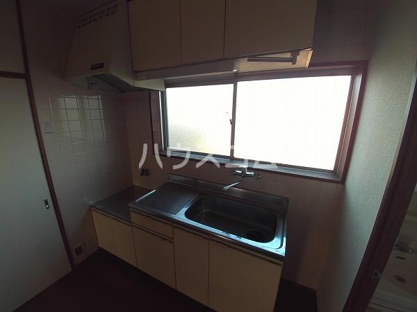 リバーストーン 303号室のキッチン