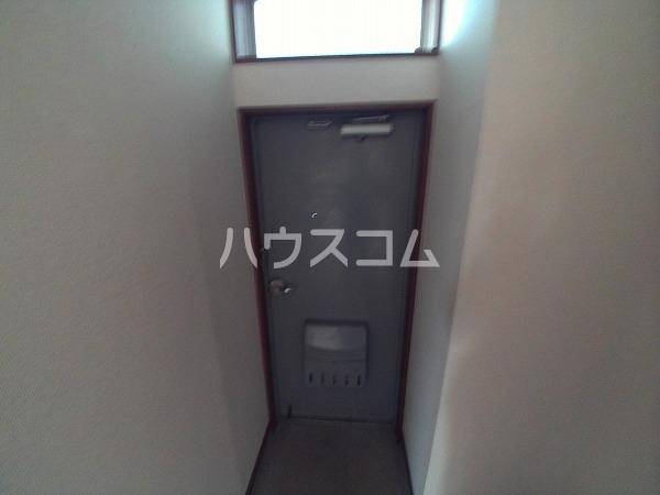 リバーストーン 303号室の玄関