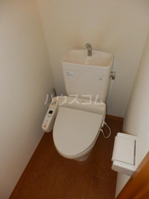 パルティーレ野並 201号室のトイレ