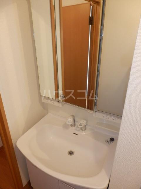 パルティーレ野並 201号室の洗面所