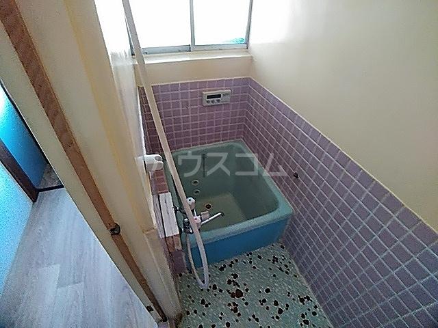 畔柳様借家の風呂