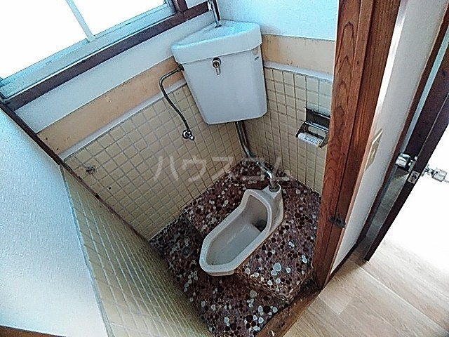 畔柳様借家のトイレ