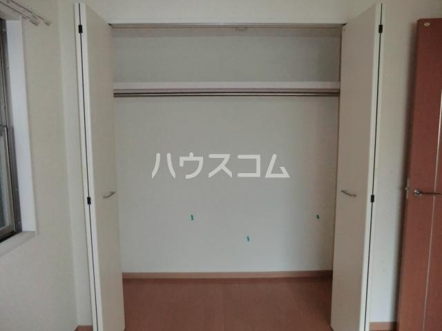 ヴィラージュ砂口 202号室の収納