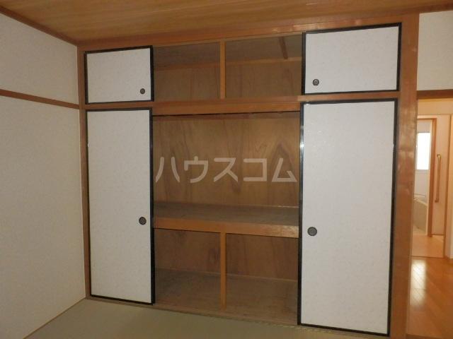 ワンスリーマンション 202号室の収納