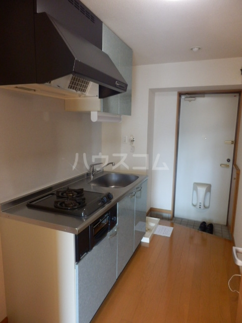 エテルノ 202号室のキッチン